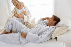 Un buen colchón debe soportar bien el peso