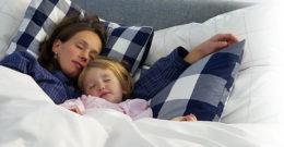 Posturas al dormir: consejos