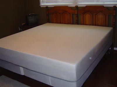 El colchón King Size