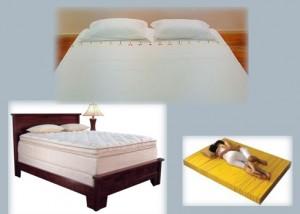 Para dos colchon for Cuanto mide una cama king size